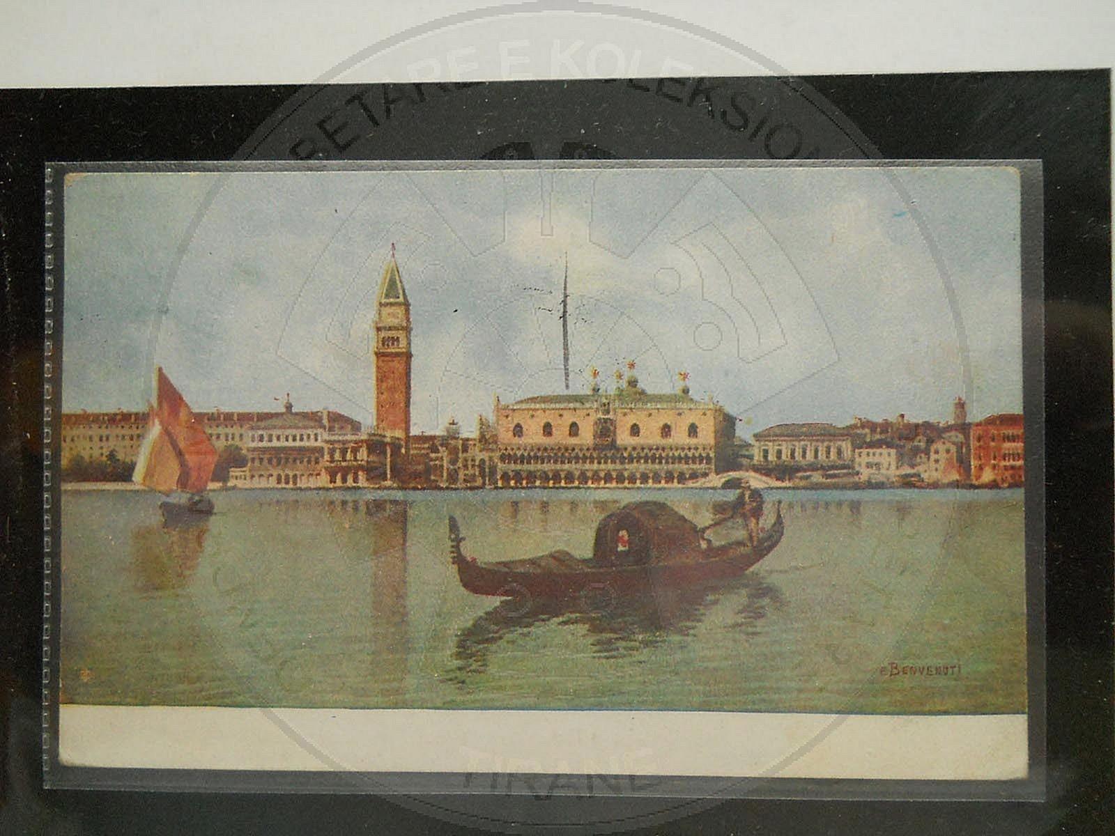 23 Tetor 1403, Senati i Venedikut urdhëroi djegien e anijeve shqiptare