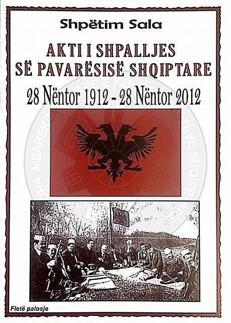 Exhibition in Tirana, Pristine and Vlora for the 100 Anniversary of the establishment of the Albanian State