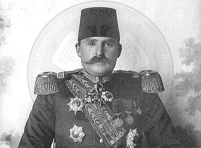 12th October 1913, Esat Pasha established the Government in Durres
