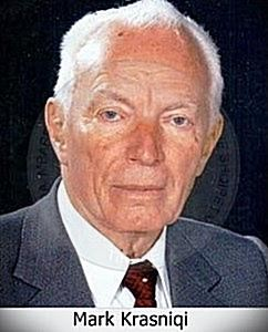 19th, October 1920, was born the academician Mark Krasniqi