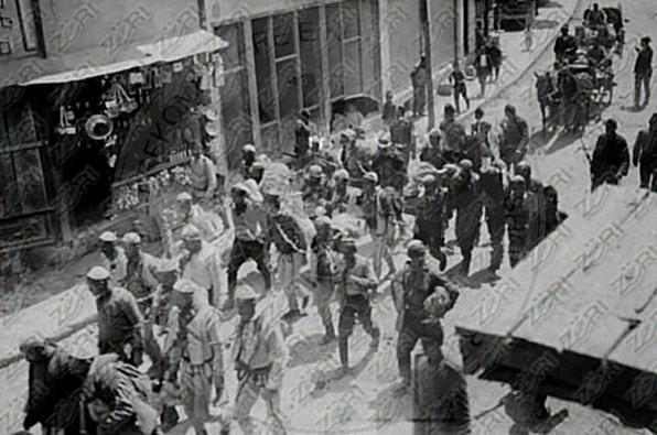 26th, October 1912, Serbian invaders entered in Skopje