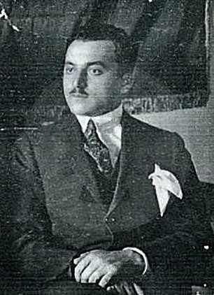 14th October 1927, the murder of Ceno Kryeziut, diplomat in Czechia
