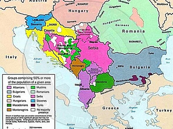 23rd, October 1937, was held the Third Balkan Conference