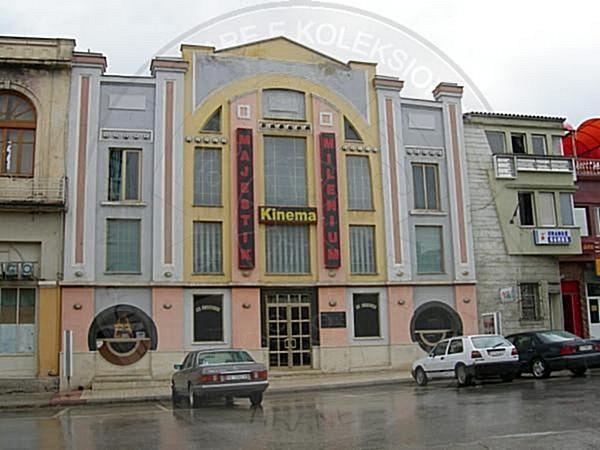 21 Tetor 1931, në Korçë u shfaq filmi i parë me zë