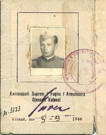 Si e hidhte firmën diktatori Enver Hoxha?