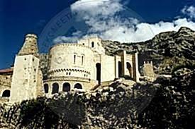 27 November 1443, Skanderbeg takes the castle of Kruja