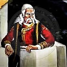 6 Nëntor 1417, Gjon Kastrioti synon daljen në det