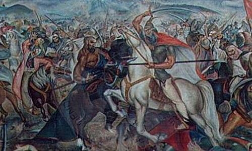 3 November 1443, it begins the glorious epic of Skanderbeg