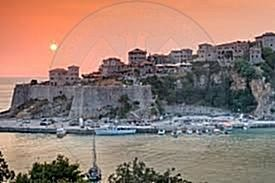 26 November 1880, the city of Ulcinj was seceded from the Albanian trunk