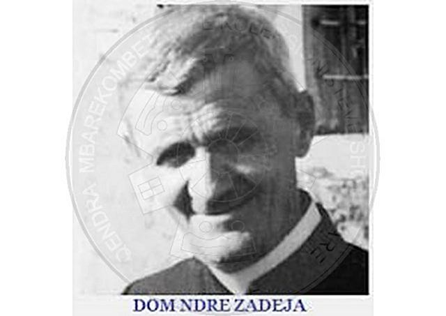 3 November 1891, was born the writer and cleric Ndre Zadeja