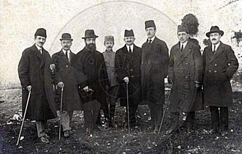 22 Nëntor 1923, numri i parë i gazetës politike Xhoka