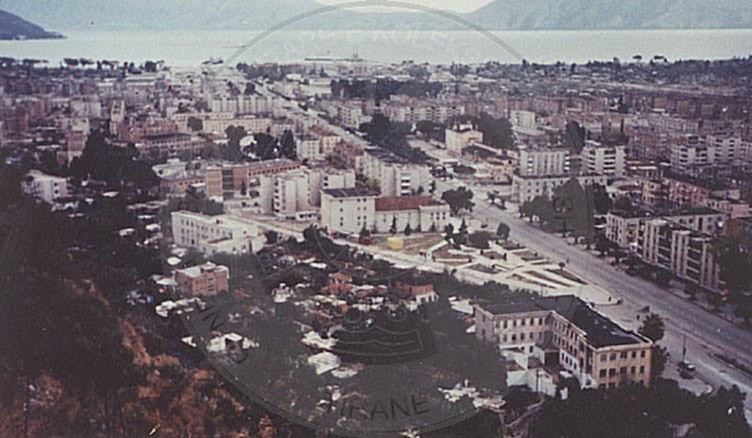 8th November 1924, was established the Commercial High School of Vlora