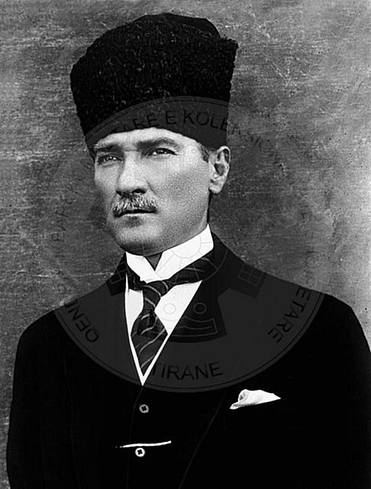 10 November 1881, is commemorated the father of the modern Turkey Mustafa Kemal Ataturk