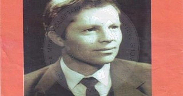 5 November 1945, was born the writer Zejnulla Halili