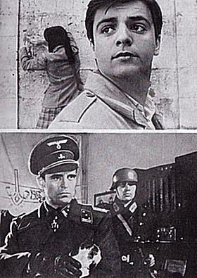 16 November 1978, the premiere of Nusja dhe shtetrrethimi movie