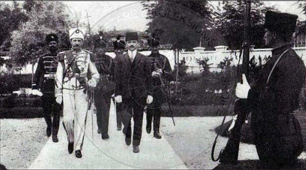 16 December 1921, Ahmet Zogu triumphs over the democratic government of Noli