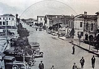 7 December 1919, protest against  Italo-Greek agreement for the Albania separation