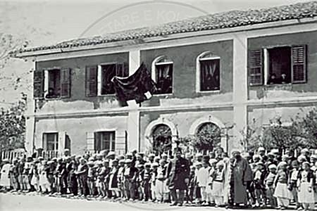 "8 December 1939, the schools ""Our Mountains"" in Shkodra excluded the students who participated in the anti-fascist demonstration"