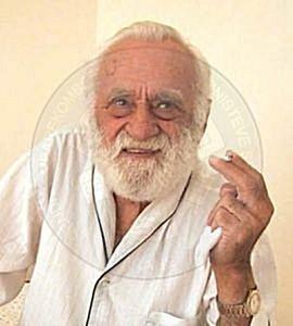 4 January 1924, was born the artist Kadri Roshi