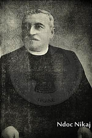 January 5th, 1951, died the cleric Ndoc Nikaj