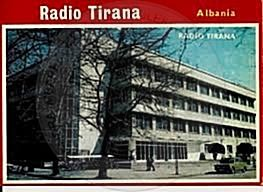 19 December 1985, collaboration between Albanian and Arabian Radio-Television