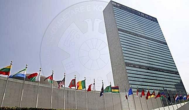14 Dhjetor 1955, Shqipëria anëtarësohet në OKB