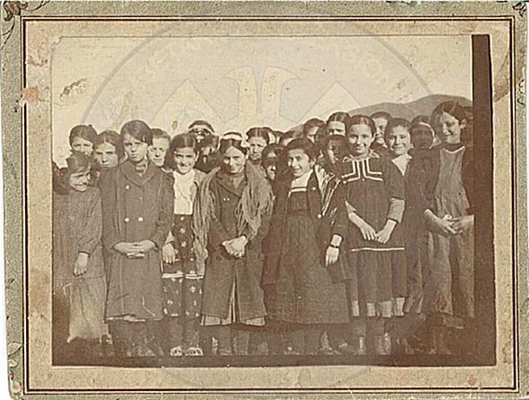 Shkolla e Vashave 1909-1910