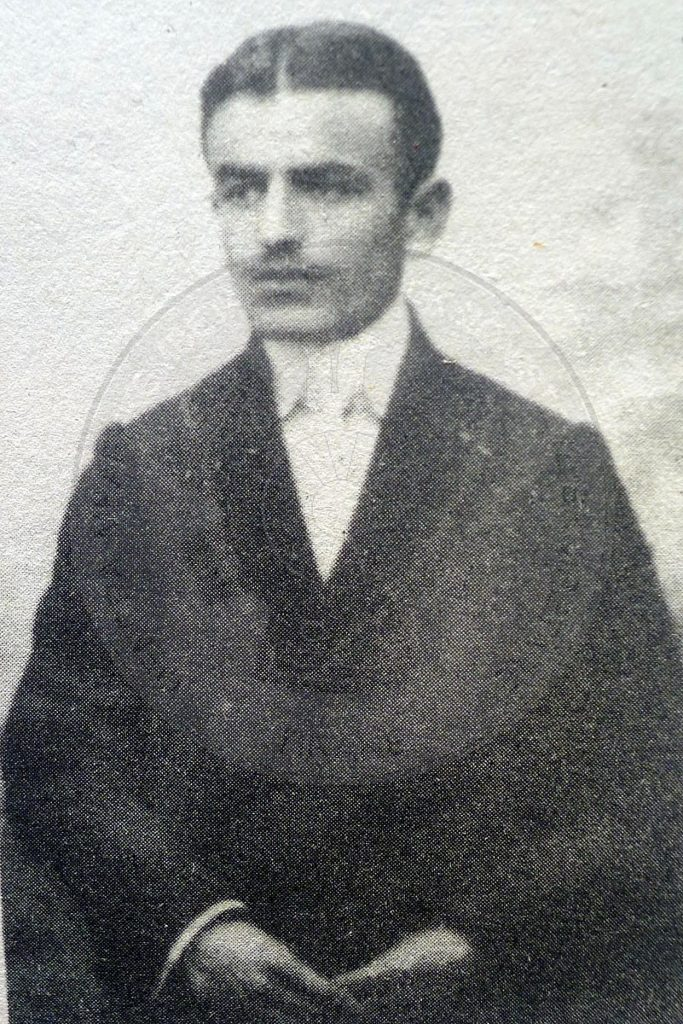 10 Janar 1920, vritet patrioti Sali Nivica