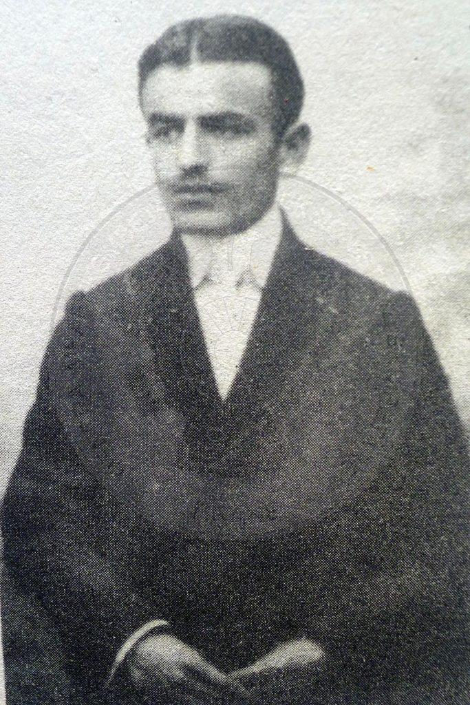 10 January 1920, is killed the patriot Sali Nivica