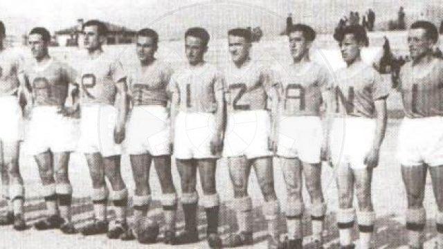 """11 January 1946, was established the Sports Club """"Partizan"""""""