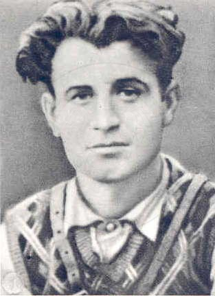 10 January 1944, was killed Kajo Karafili