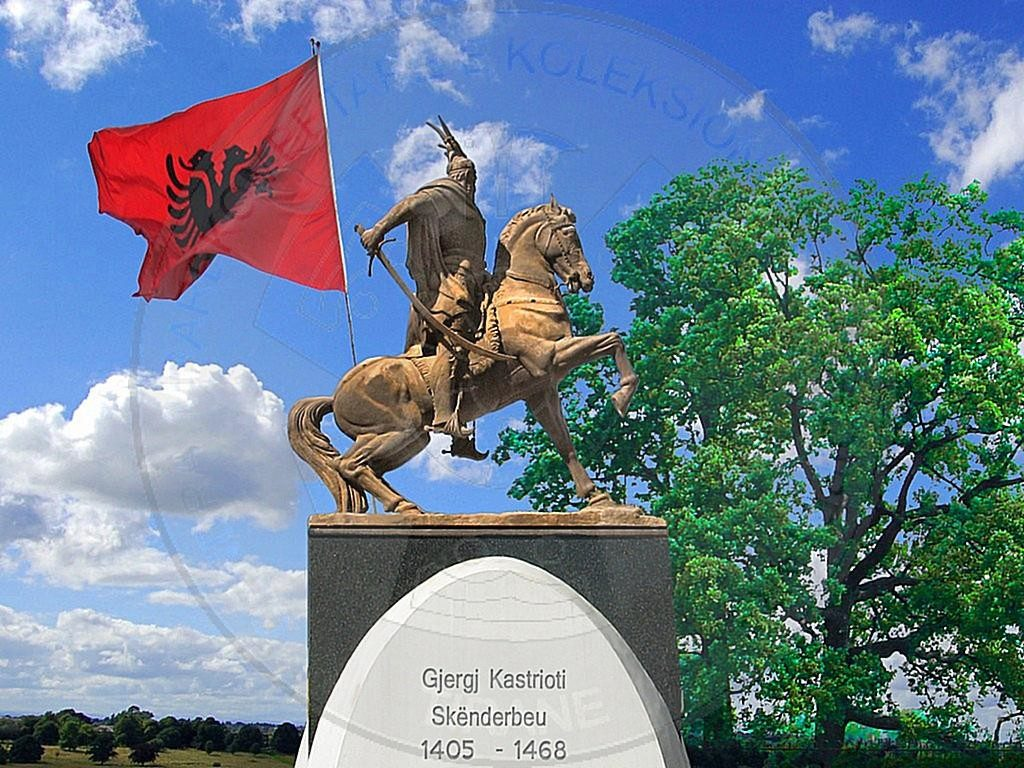 17 January 1468, the day of our national hero death, George Castriot Skanderbeg