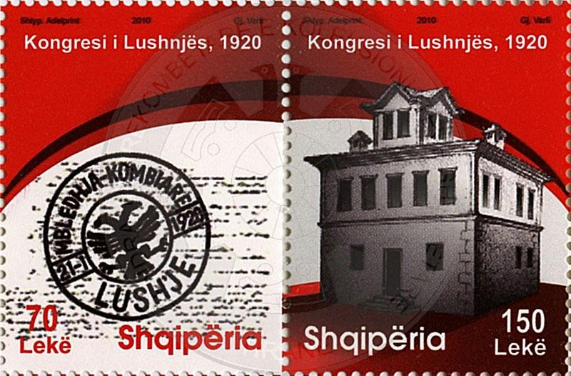 on January 28th, 1920, was gathered the Congress of Lushnja