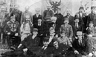 "On January 29th, 1920, was established the Committee ""Mbrojtja Kombëtare"" that organized the war of Vlora"