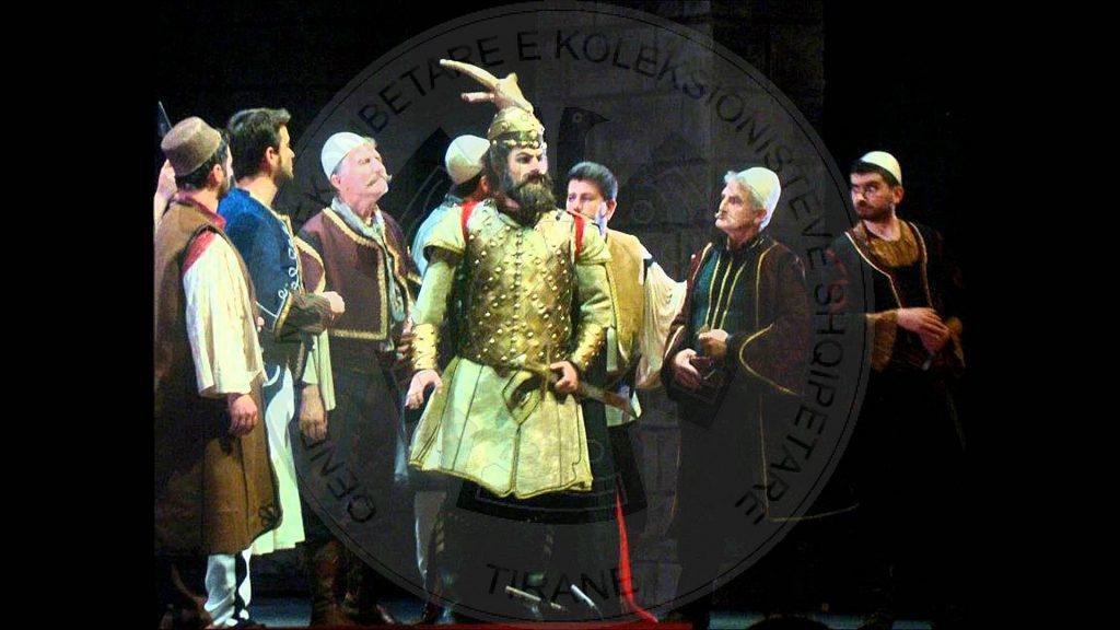 "17 Janar 1968, premierë e operas ""Gjergj Kastrioti Skënderbeu"""