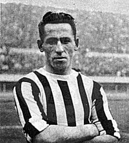 3 February 1913, was born in Mitrovica The Juventus player, Riza Lushta