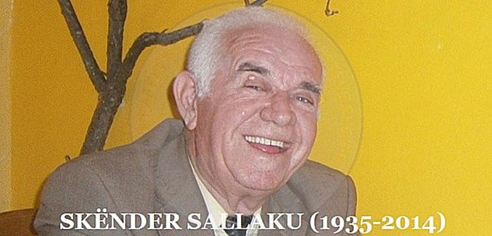 "25 January 1935, was born the humorist Skënder Sallaku, ""Artist of Nation"""