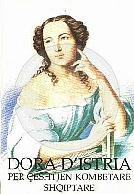 22 January 1828, was born Elena Gjika, intelligent women of Renaissance