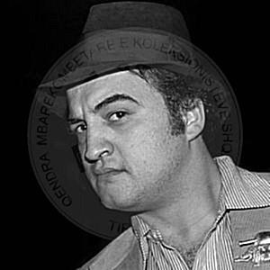 24 January 1949, was born John Belushi, Hollywood actor of Albanian origin