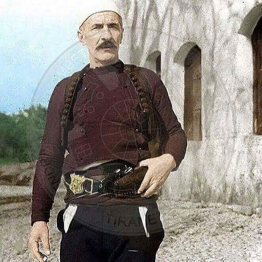 On January 23rd, 1916, was murdered Isa Boletini.