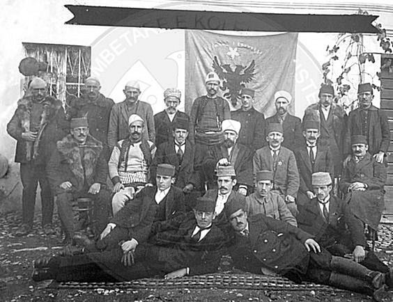 On January23rd, 1900, was opened in Romania the night school to learn the Albanian language