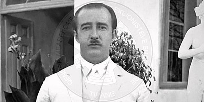23 February 1924, was wounded in assassination attempt the Albanian's Prime Minister Ahmet Zogu