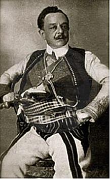 9 Shkurt 1927, u shua arbëreshi i madh Zef Skiroi
