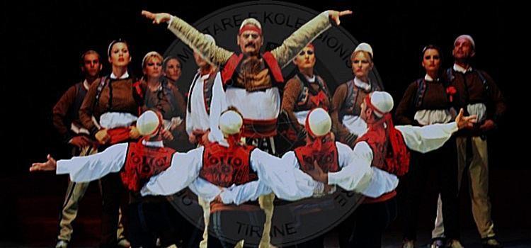 12 Shkurt 1957,  u themelua në Tiranë Ansambli i Këngëve dhe Valleve