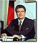 3 Mars 1997, Kuvendi i dalë nga zgjedhjet e vitit 1996 zgjodhi President të Republikës Dr. Sali Berishën