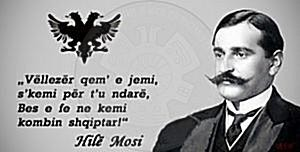 22 February 1933, died the patriot Hil Mosi