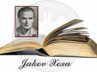 8 Shkurt 1923, lindi shkrimtari Jakov Xoxa