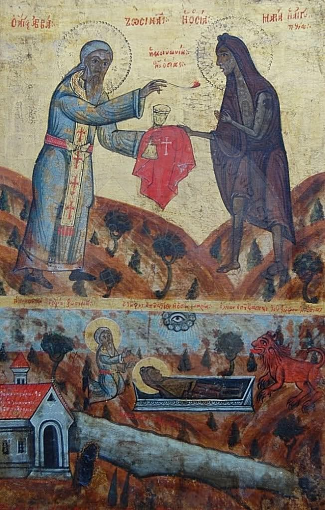 March 5th, 1578 Onufri painted the church in the Castle of Berat