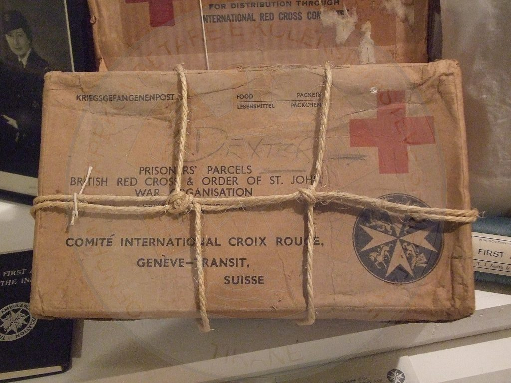 February 26th, 1919 arrived in Albania the first aid from the Red Cross