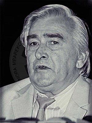 "February 8th 1997, premier of ""Quo Vadis"" drama in Tirana"